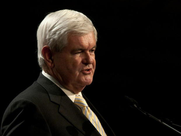 Gingrich pledges to eliminate capital gains tax