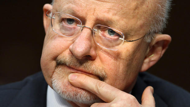 Director of National Intelligence James Clapper, listens to a question while testifying on Capitol Hill in Washington, Tuesday, Jan. 31, 2012, before the Senate Intelligence Committee hearing to assess current and future national security threats.