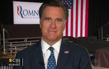 Romney: I have a good path ahead