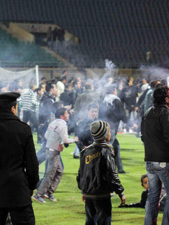 Deadly Egypt soccer riot