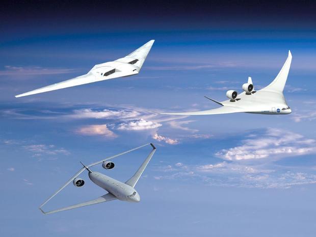NASA's big ideas for the future of flight