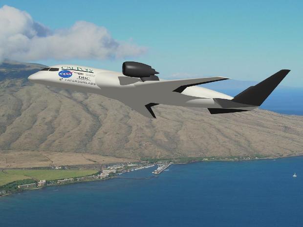nasa flight of the future - photo #3