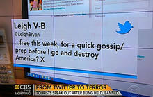 "Did U.S. officials go overboard on ""Twitter couple""?"