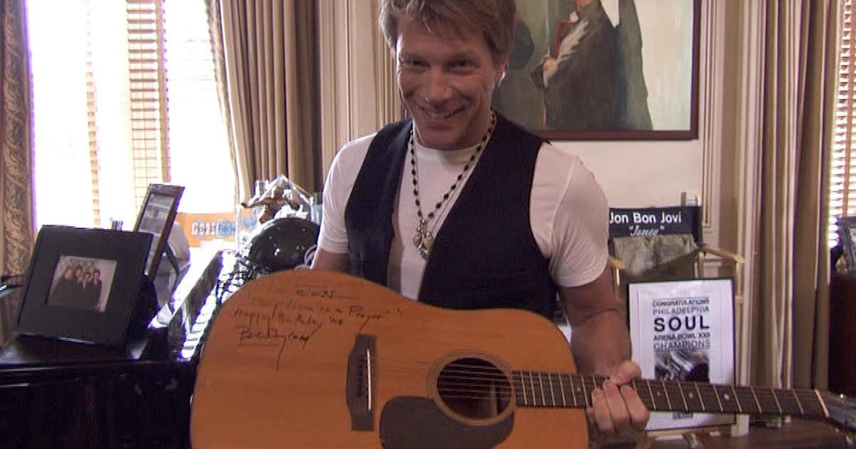 Jon Bon Jovi's