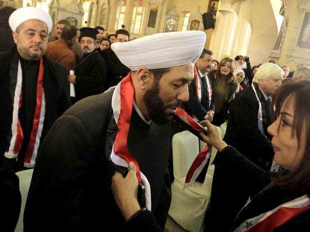 Syria, Christians