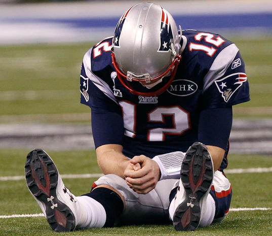 "Is ""Bradying"" the new ""Tebowing""?"