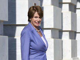 4x3, Nancy Pelosi