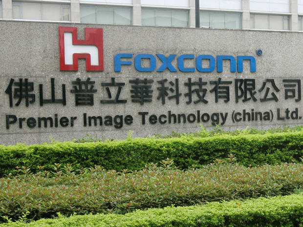 Inside Foxconn, where Apple iPads, iPhones are made