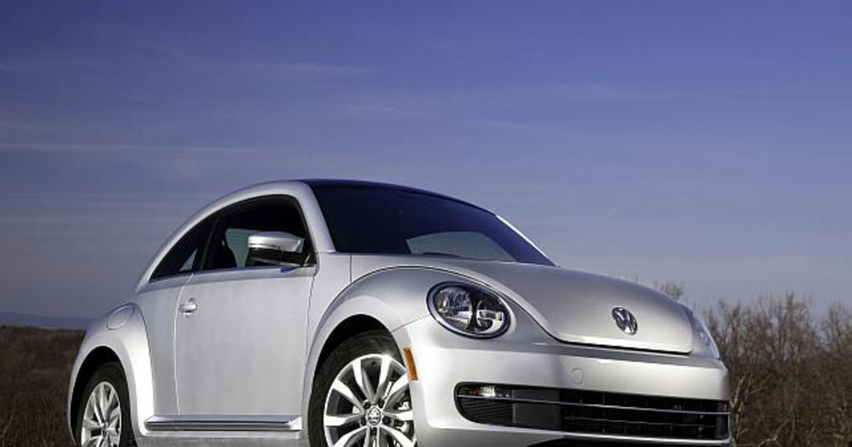 Is The New Vw Beetle Diesel Worth The Money Cbs News