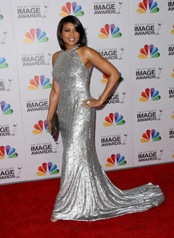 NAACP Image Awards red carpet