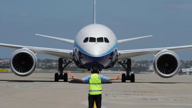 Boeing's Dreamliner