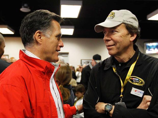 Dan Hesse, Mitt Romney