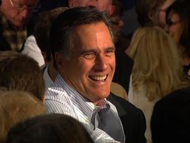 Romney focuses on economy entering Michigan primary