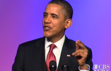 Obama calls out GOP opponents of auto bailout