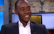 """Don Cheadle on """"House of Lies,"""" marriage"""