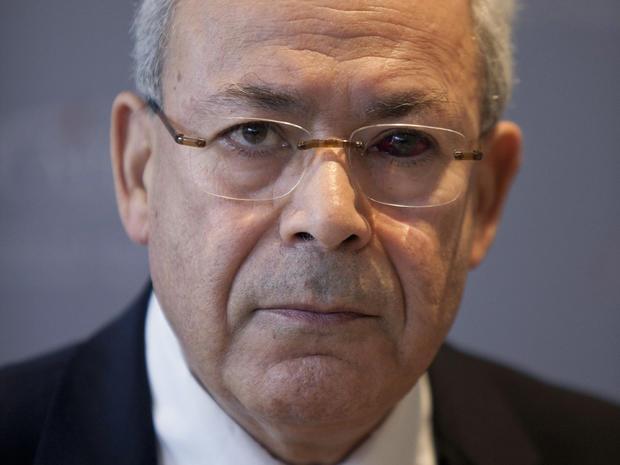 Syrian National Council leader Burhan Ghalioun