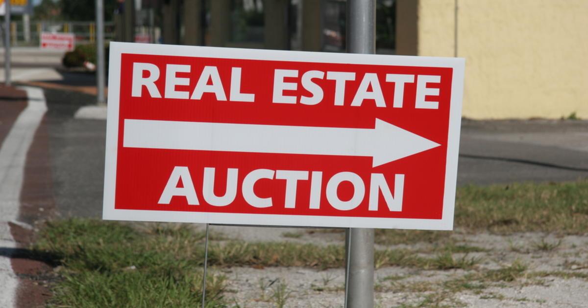 real estate bidding Pittsburg
