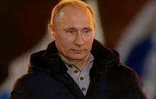 Putin wins third Russian presidential election