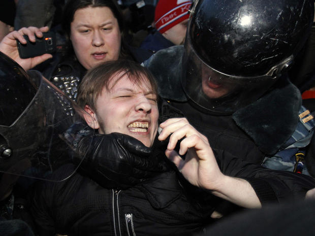 Russian election protests