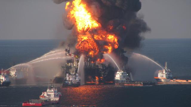 Multi-billion dollar BP settlement