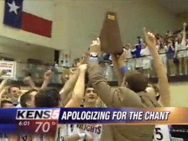 """San Antonio high school basketball turns ugly with racially charged """"USA"""" chant"""