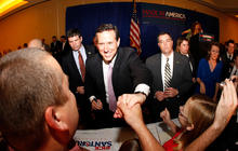 "Santorum: Ala., Miss. results ""greatly exceed"" expectations"