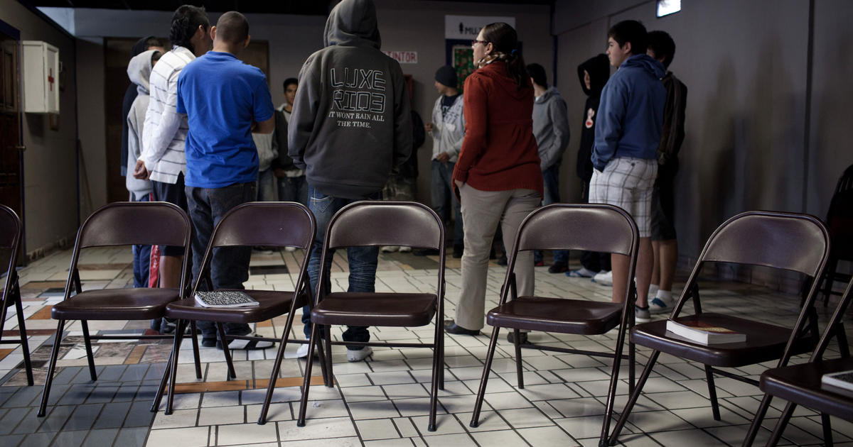 Mexico drug gangs using more children as