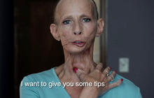 CDC sends message with graphic anti-smoking ads