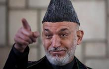 Afghan president wants U.S. troops out
