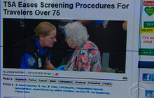 Long Story Short: TSA eases screening of seniors