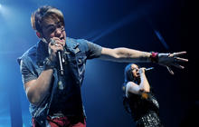Singer James Durbin returns to American Idol