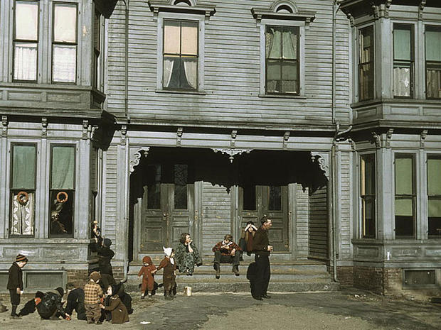 Rare color photos from 1930s-40s