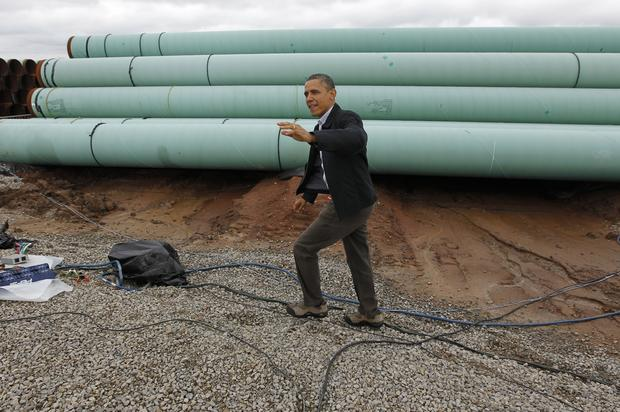 Obama, Keystone, Cushing, TransCanada