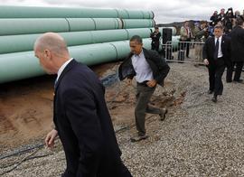 Obama, Keystone, Cushing, TransCanada