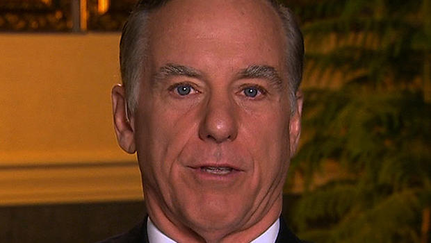 """Former Vermont Gov. Howard Dean appears on """"CBS This Morning,"""" March 26, 2012."""