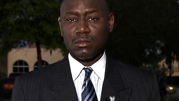 Ben Crump, lawyer, attorney, Trayvon Martin