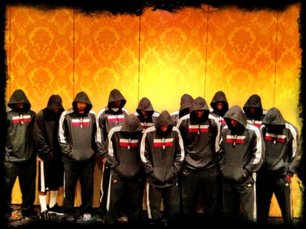 newest ca0e5 24942 Trayvon Martin shooting sparks