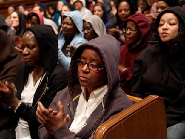"Trayvon Martin shooting sparks ""hoodie"" movement"