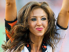 Former Cincinnati Bengals cheerleader Sarah Jones charged with sex abuse