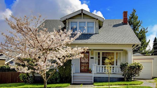spring home maintenance tips - cbs news