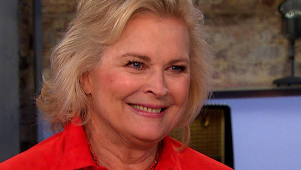 """Candice Bergen on """"CBS This Morning."""""""