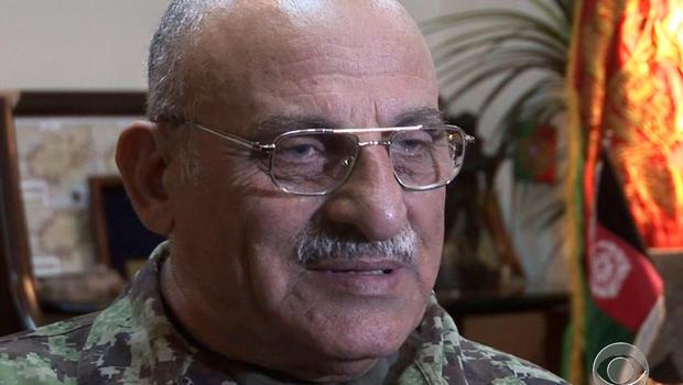 General Sher Mohammed Karimi
