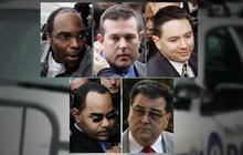 Cops sentenced in Hurricane Katrina shootings