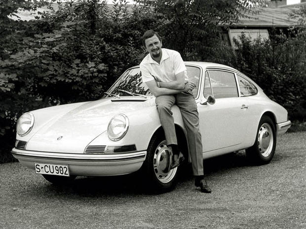 Porsche 911 through the years - Photo 1 - Pictures - CBS News