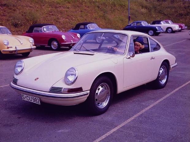 1st Porsche Car
