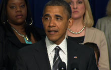 Obama: Women are not an interest group