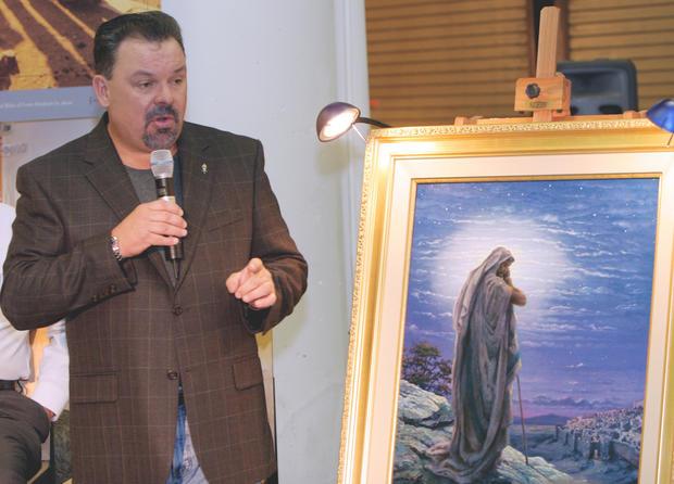 """Thomas Kinkade, """"Painter of Light"""""""