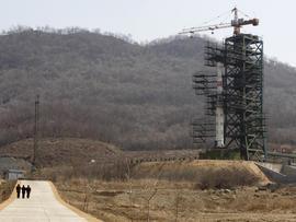 North Korea, missile