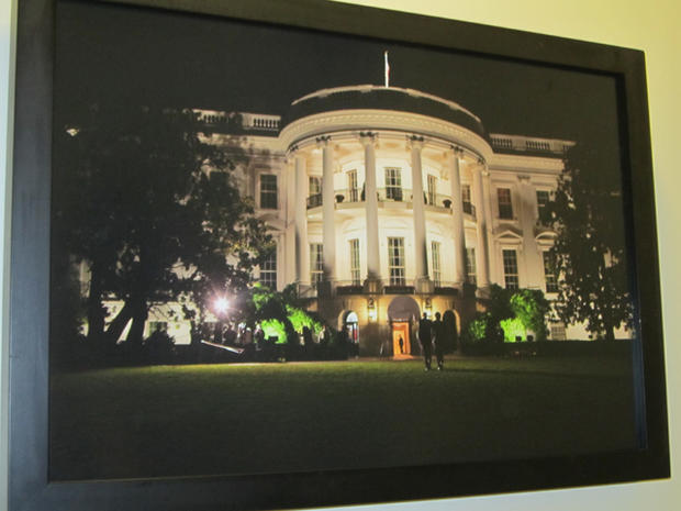 Inside the DC home for ex-presidents