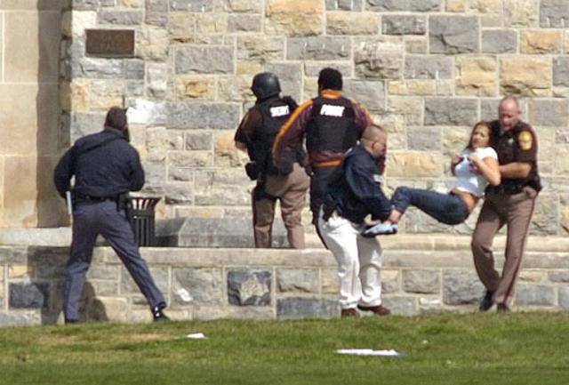 Deadly Day At Virginia Tech Cbs News